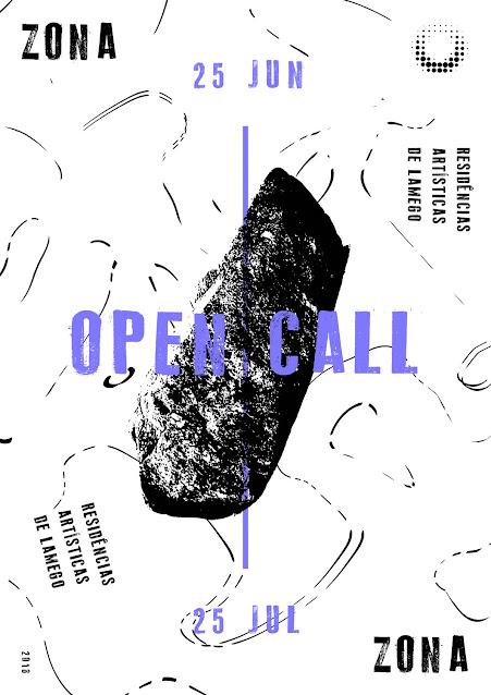 OPEN CALL - ZONA residências artísticas de Lamego