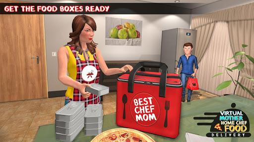 Virtual Mother Home Chef Family Simulator 1.0.1 screenshots 3