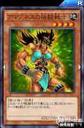 アマゾネスの格闘戦士