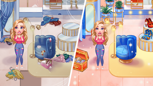 Emma's Journey: Fashion Shop apkpoly screenshots 10