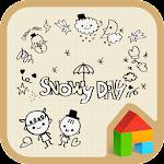 Doodle dodol launcher theme Icon
