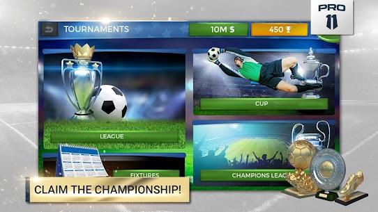 Pro 11 – Soccer Manager GameApk Download For Android 6