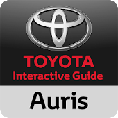 Toyota Auris Interactive Guide