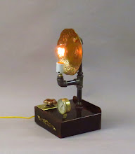 Photo: pipe lamp with dimmer