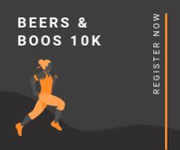 Beers & Boos 10K Run - Medium Rectangle Ad item