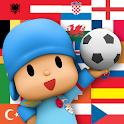 Pocoyo Football Europe Free icon