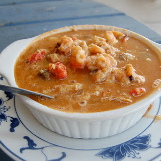 Jean's Seafood Gumbo.