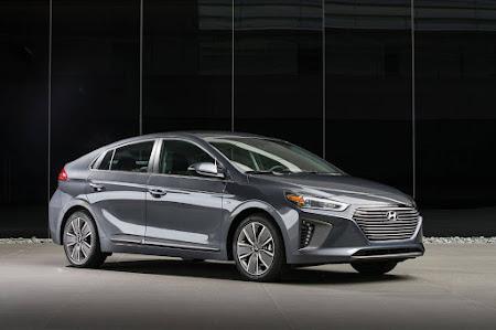 EV's - Hyundai IONIQ [35.699€][WLTP 210-280km NEDC]