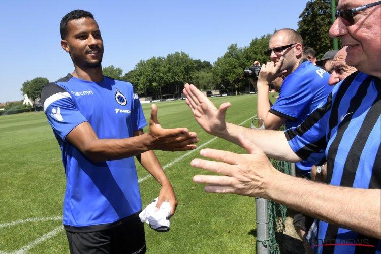 Club Brugge had akkoord met deze Belgische club, maar van Rhijn legde interesse naast zich neer