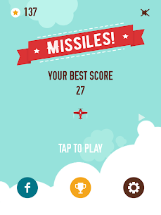Missiles! MOD Apk (Easy Points/No Ads) 6
