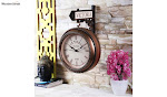 Exclusive Designs of Railway Clock are Available at Wooden Street