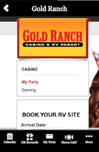 Gold Ranch Casino - Verdi- screenshot thumbnail