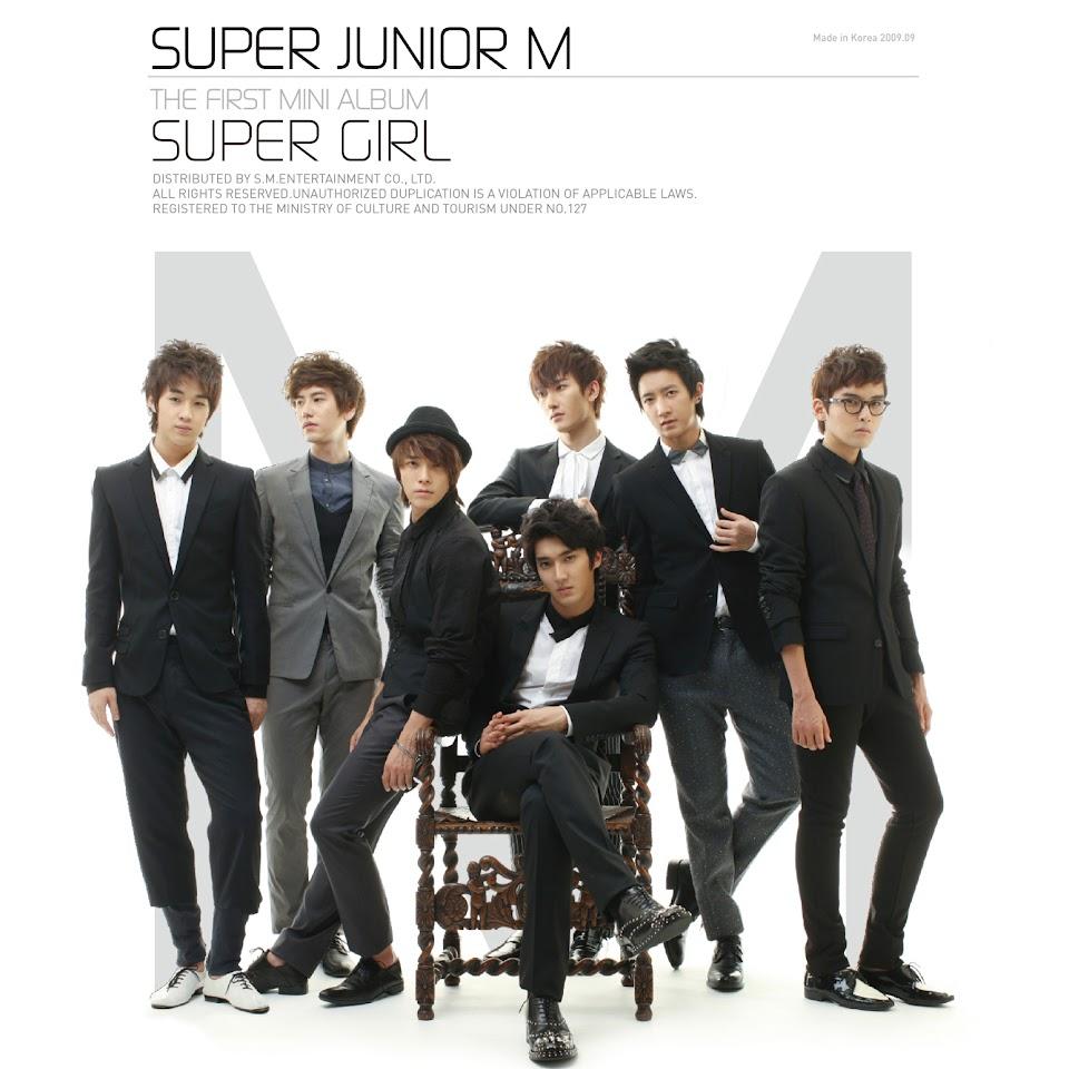 super junior m henry