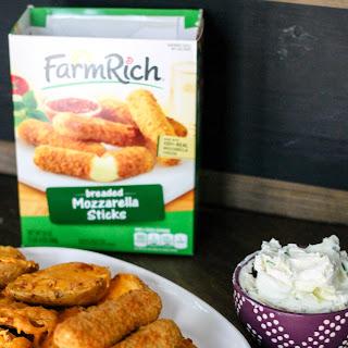 Garlic Cheese Dip Recipes.