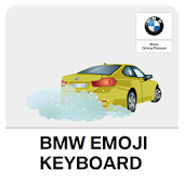 BMW Emoji Keyboard