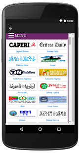 Eritrean Music, Newspapers & All Media: My Eritrea - náhled