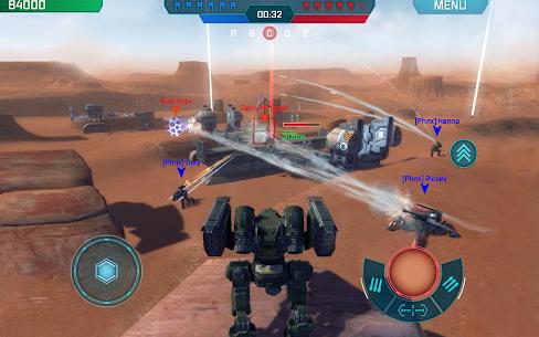 War Robots MOD 3.9.0 (Unlimited Money) Apk + Data 6