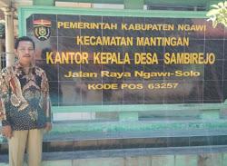 Profil Desa Sambirejo Kabupaten Ngawi