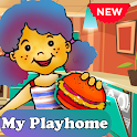My Playhome Plus My Tizi Town Full Guide icon