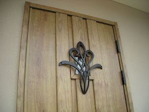 Photo: 玄関ドア