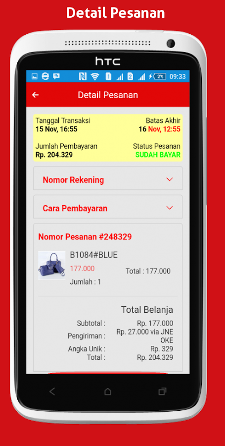 TasBatam- screenshot