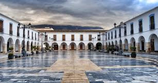 Plaza Porticada de Berja.