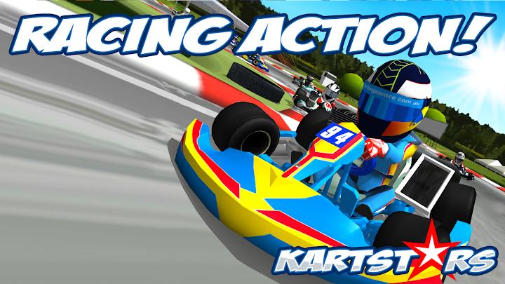 Kart Stars Android App Screenshot