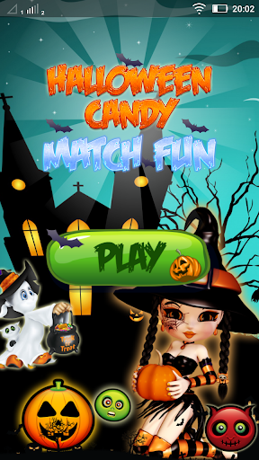 Halloween Candy Match Fun