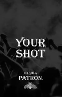 Your Shot Patrón - náhled