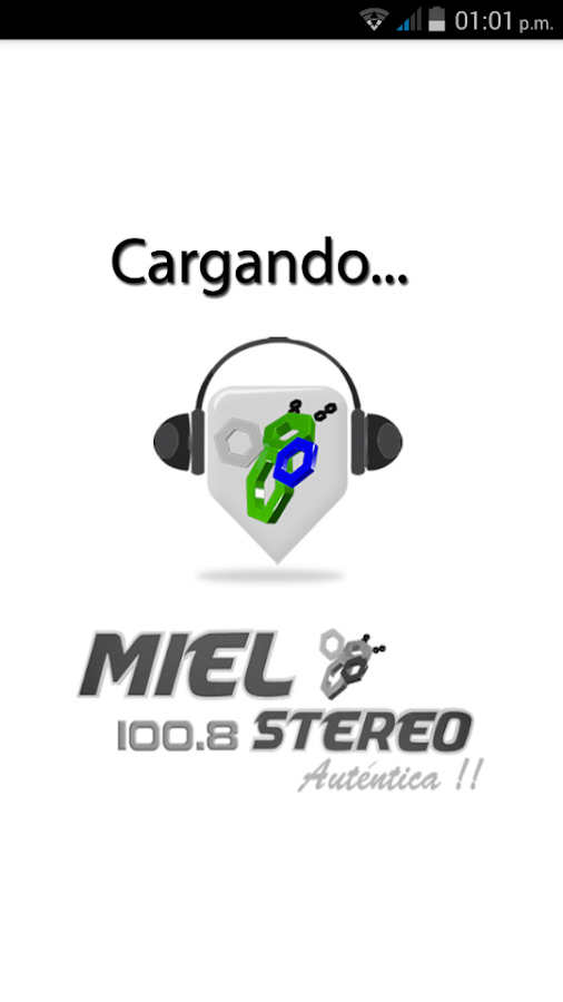 Miel Stereo 100.8FM- screenshot