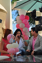 Photo: Maria Conchita Alonso . Acceso Total 1st Anniversary. Decorations By  http://www.BestPartyPlanner.net