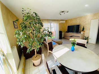 Appartement 4 pièces 92,5 m2