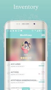 MediKeep screenshot 0