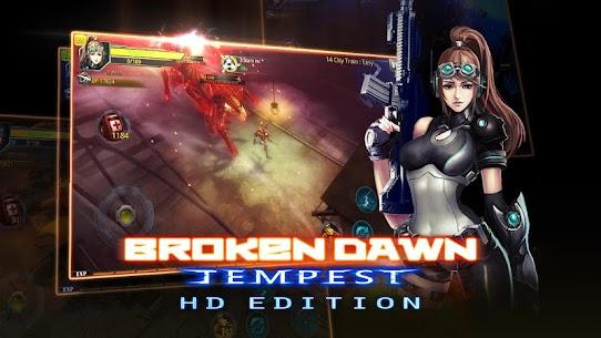 Broken Dawn:Tempest HD 3