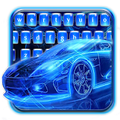 Neon Laser Car Keyboard Theme Android APK Download Free By Free Themes & Live Wallpapers 2019
