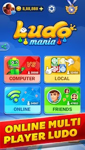 Ludo Mania : 2019 Dice Game Apk  Download For Android 1