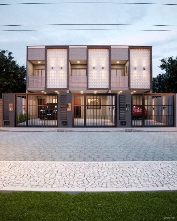 Sobrado com 2 dormitórios à venda, 100 m² por R$ 485.000,00 - Morretes - Itapema/SC