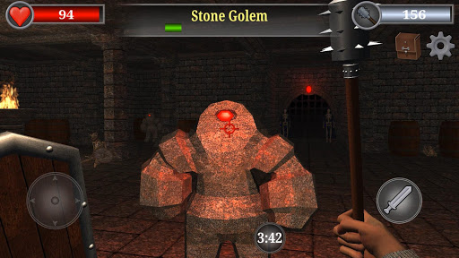 Old Gold 3D: Dungeon Quest Action RPG  screenshots 6