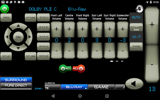 MyAV Remote for Denon & Marantz AV Receivers screenshot 4