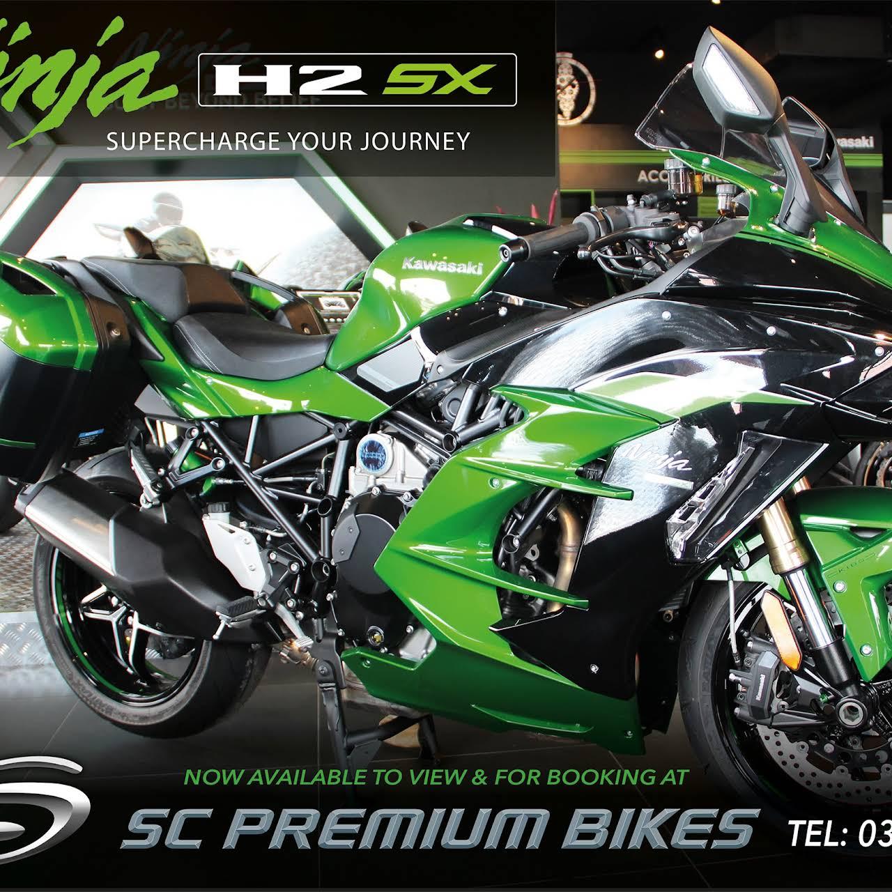 4763d339b2f SC Premium Bikes Sdn Bhd - Motorcycle Shop in Bandar Sunway