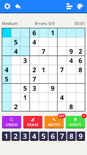 Sudoku 2020 - free classic puzzle game apkmartins screenshots 1