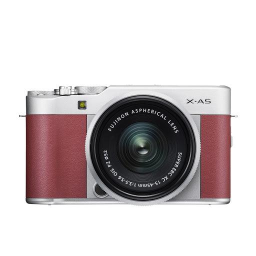 Fujifilm X-A5 15-45mm II Kit_Pink_1.jpg