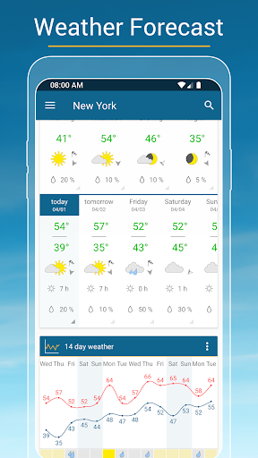Weather & Radar USA screenshot 3