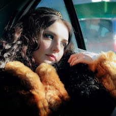 Wedding photographer Vladimir Pecura (dimir). Photo of 26.01.2014