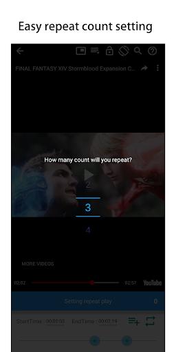 YouTube Repeat Player Lite - Loop, Floating Videos 1.0.9 screenshots 6