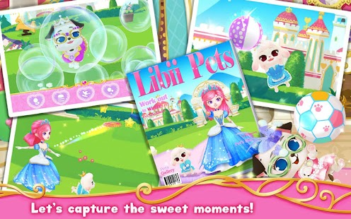 Princess Palace: Royal Puppy- screenshot thumbnail