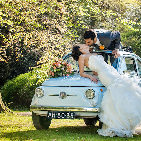 Wedding photographer Peter Snijders (PeterSnijders). Photo of 01.09.2016