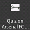 Quiz about Arsenal FC icon