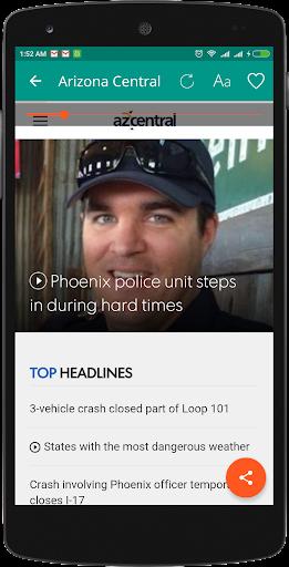 Arizona Newspapers : Official  screenshots 4