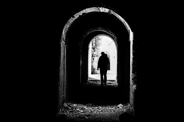 Infiltrazioni nel forte abbandonato di Scaletta